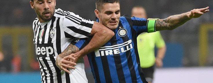 Juventus contro Inter, pari stretto