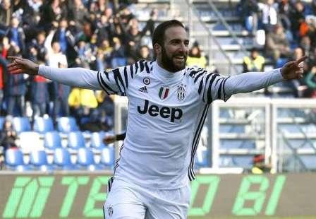 Juve forza 5, battuto il Sassuolo
