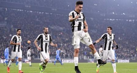 Juve stellare lascia al Napoli solo un vergognoso dopo partita