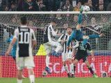 rovesciata goal Cristiano Ronaldo super